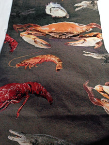 Seafood Table Runner
