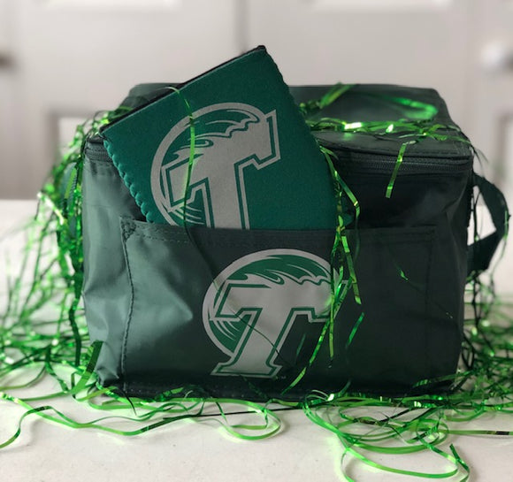 Tulane Lunch Tote & Koozie