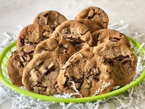 Chocolate Chip Cookies (1 dozen)