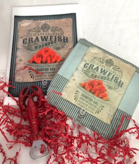 Crawfish Towel & Oven Mitt Set