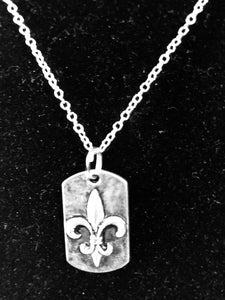 FDL Dog Tag Necklace