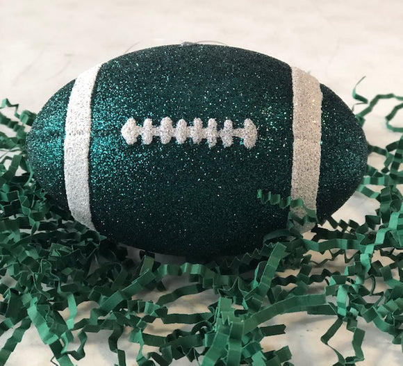 Tulane Football Ornament