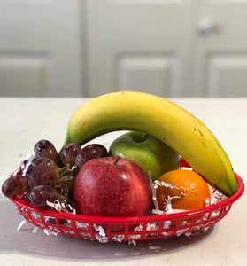 Fruit Basket for One