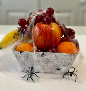 Halloween Fruit for One