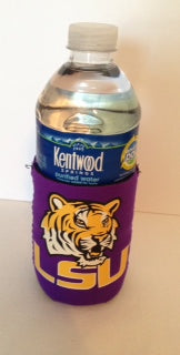 LSU Drink Koozie