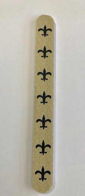 Saints Nail File