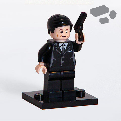 Custom LEGO Coulson Minifig