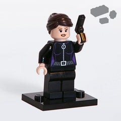 Custom LEGO Agent Hill – Parts+Instructions - BRICKSTORMS  - 1