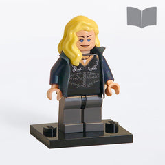 Custom Lego Black Canary