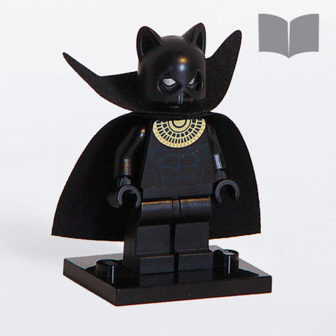 Custom LEGO Panther Minifig – Instructions Download