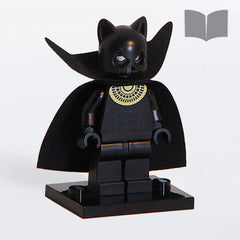 Custom LEGO Panther Minifig – Instructions Download - BRICKSTORMS
