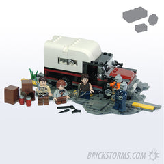 Custom LEGO Blocking Dead Highway Scavengers - Parts+Instructions - BRICKSTORMS  - 1