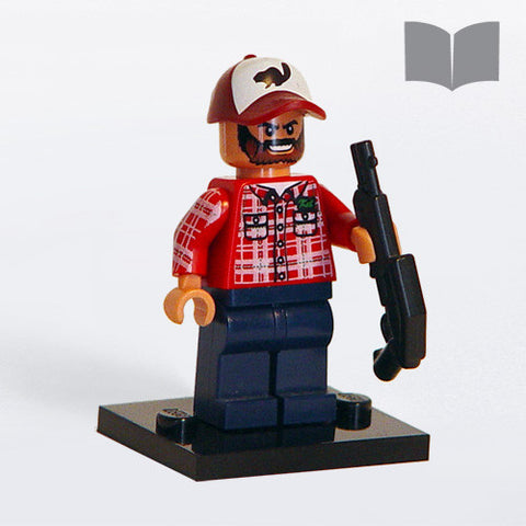 Custom Lego BOBBY Supernatural Minifig – Instructions Download