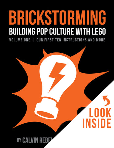 BRICKSTORMING: Building Pop Culture with Lego