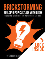 BRICKSTORMING: Building Pop Culture with Lego - BRICKSTORMS  - 1