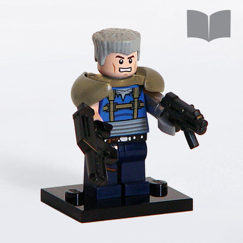 Custom LEGO Nathan Minifig – Instructions Download