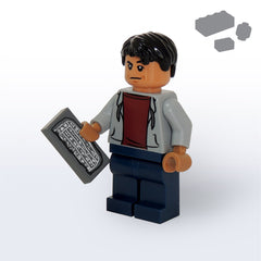 Custom Lego Kevin Supernatural – Parts+Instructions - BRICKSTORMS