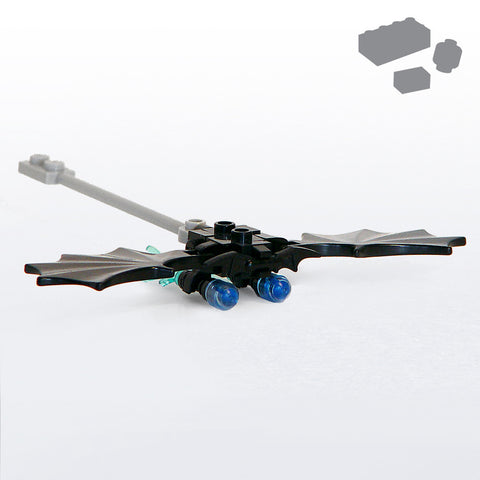 Custom Lego Knight Glider