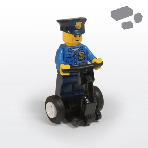 Custom LEGO Mall Protecting Segway