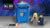 Custom LEGO Police Call Box 10th Travelers Pack - Parts+Instructions - BRICKSTORMS  - 3
