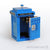 Custom LEGO Police Call Box - Parts+Instructions - BRICKSTORMS  - 2