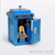 Custom LEGO Police Call Box - Parts+Instructions - BRICKSTORMS  - 3
