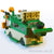 Custom LEGO Turtle Party Wagon Parts+Instructions - BRICKSTORMS  - 6
