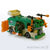 Custom LEGO Turtle Party Wagon Parts+Instructions - BRICKSTORMS  - 9