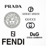 ITALIAN DESIGNER LIST - EXCLUSIVE LIST W/ GUCCI, FENDI, ARMANI & MORE FOR COLLABS