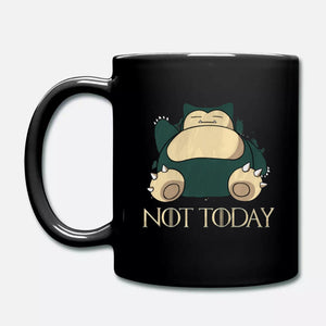 Awesome Game Of Thrones NOT Today Snorlax