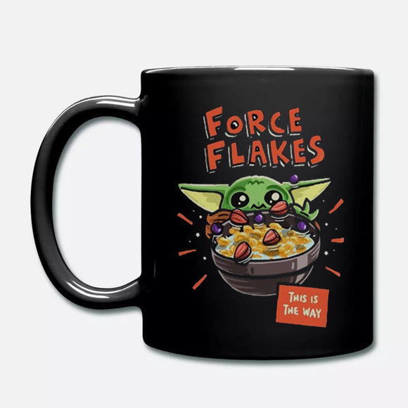 Baby Yoda Force Flakes This Is The Way