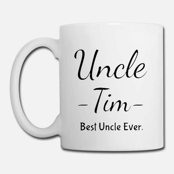 Best Uncle Ever Mug