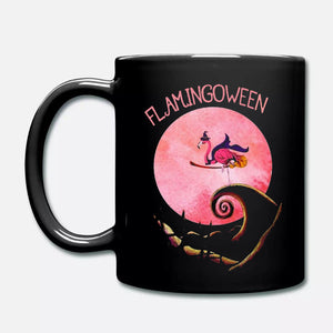 Flamingoween The Nightmare Before Christmas Flamingo