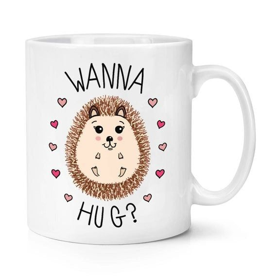 Hedgehog Wanna Hug