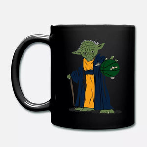 Master Yoda Basketball Utah Jazz