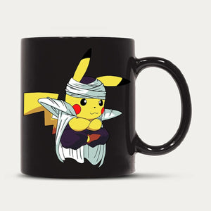 Pokemon Dragon Ball Pikachu Mug