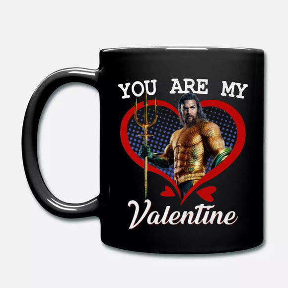 aquaman you are my valentine