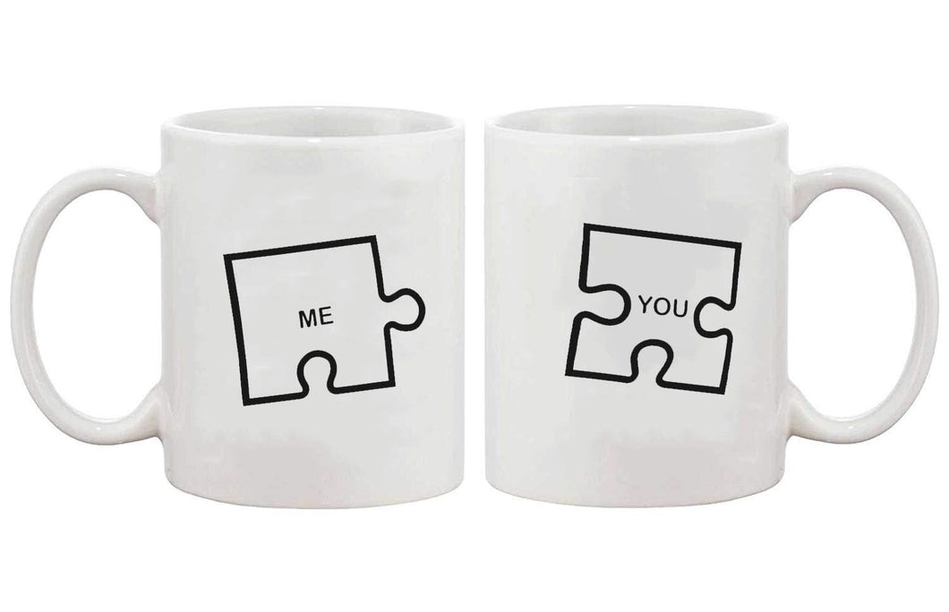 Me  and You couple mugs  Valentines Day Gift Idea