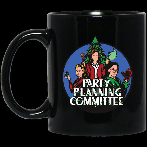 Party planning committee  11 Oz Mug