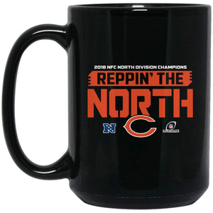 CHiCAGO BEARS DIVISION CHAMPS  11 Oz Mug