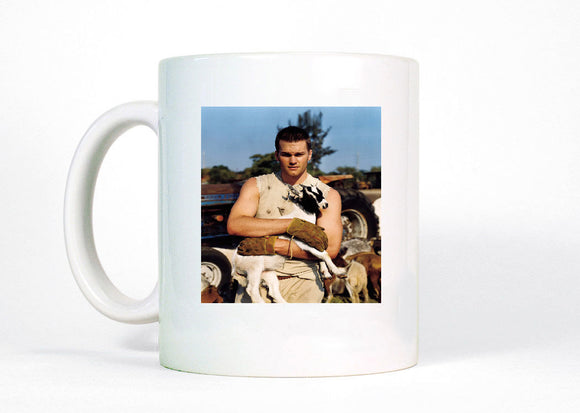 Tom Brady The Goat 11 oz mug