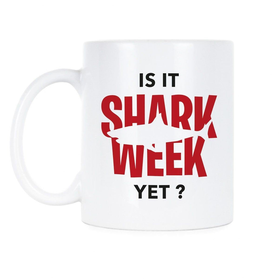 Shark Week Coffee Mug Sharks Mug Shark Coffee Cup