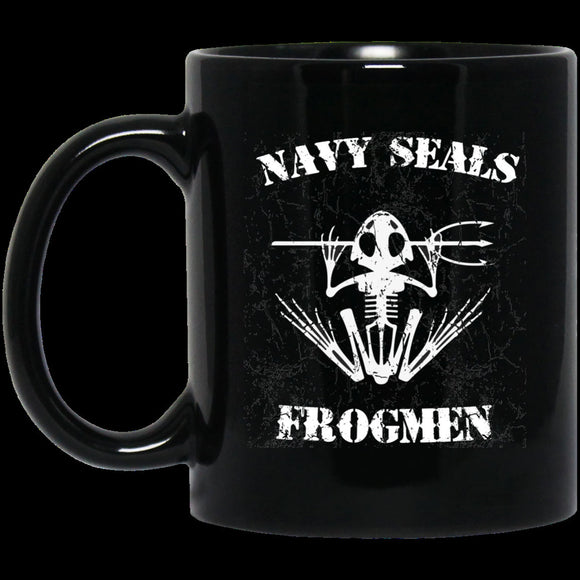 Details about  Navy Seals Frogmen Military Black Coffee Coworker Office Birthday Mug Gift 11 oz mugs mug