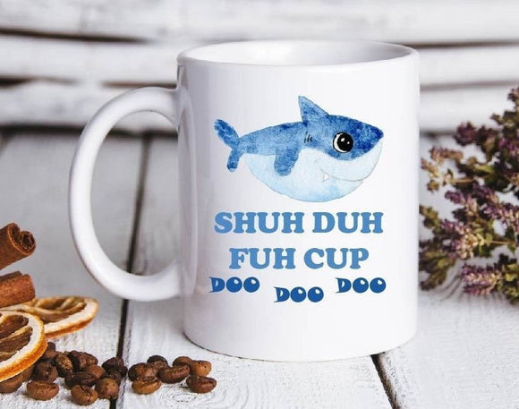 Details about  Baby Shark Mug  11 oz mugs mug
