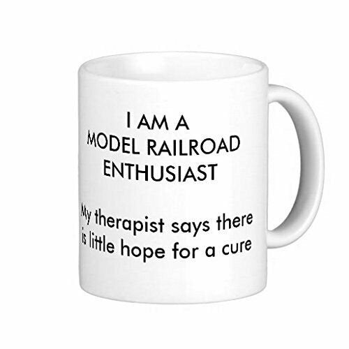 I'M A Model Railroad Coffee Mug Gift Tea Mug  11 oz mugs mug