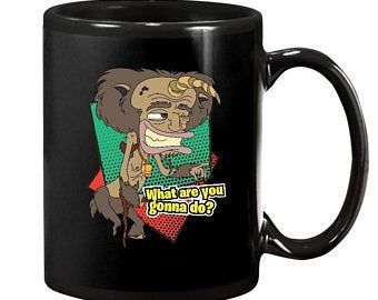 Ricky - Hormone Monster - Big Mouth 11 oz mugs