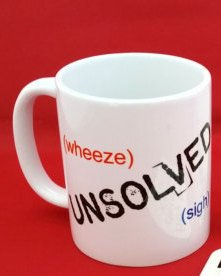 Details about  Buzzfeed Unsolved Supernatural True Crime Inspired  11 oz mugs mug