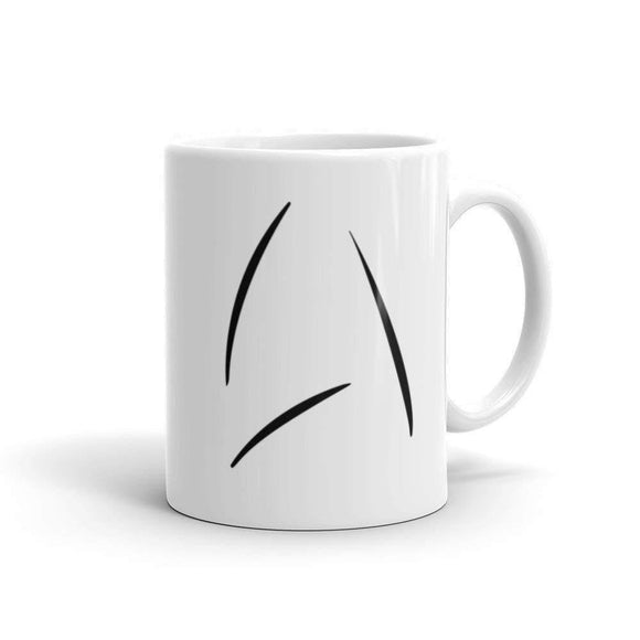 Captain Kirk Mug - Star Trek Beyond Style Inspire - 11 oz mug