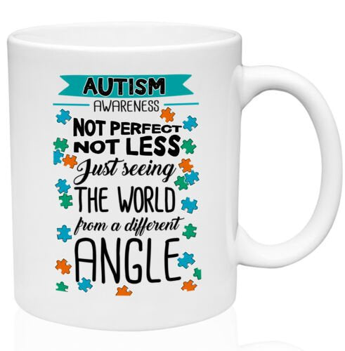 Autism Awareness  11 oz mugs mug
