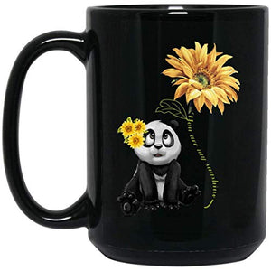 PANDA YOU ARE My SuN SHINe 11 oz mugs mug